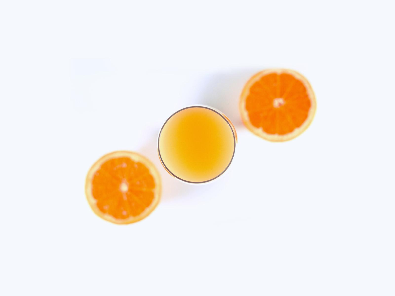 Suco anti-inflamatório, antioxidante e emagrecedor